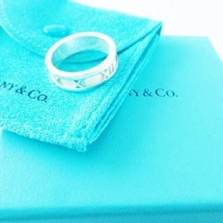 ティファニー(Tiffany & Co.)の☆新品☆未使用☆ティファニー アトラスリング 10号(リング(指輪))