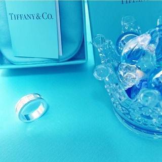 ティファニー(Tiffany & Co.)の☆新品☆未使用☆ティファニー アトラスリング 8号(リング(指輪))