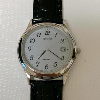 シチズン(CITIZEN)のCITIZEN FORMA エコドライブ腕時計(金属ベルト)