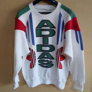 アディダス(adidas)のadidas ビンテージカットソー(Tシャツ/カットソー(七分/長袖))