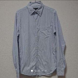 コムサイズム(COMME CA ISM)のコムサイズム BG ストライプシャツ(Tシャツ/カットソー(七分/長袖))