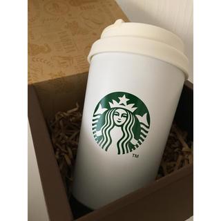 Starbucks Coffee - スターバックス ステンレス ToGoロゴタンブラーマットホワイト