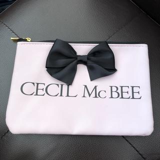 セシルマクビー(CECIL McBEE)のCECIL McBEE ポーチ(ポーチ)