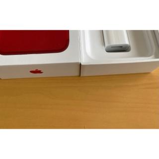 アップル(Apple)のRED 128 GB Softbank SIMフリー済(スマートフォン本体)