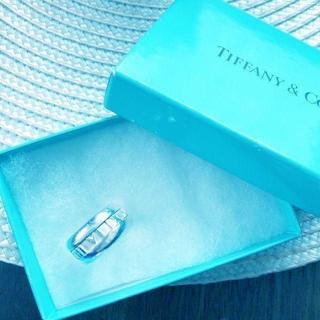 ティファニー(Tiffany & Co.)の☆新品☆未使用☆ティファニー アトラスニューメリックリング 10号(リング(指輪))