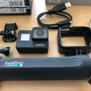 GoPro - GoPro HERO7 Black+純正3way+三脚マウント