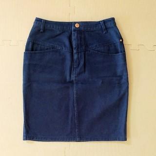 カスタネ(Kastane)のKastane カスタネ デニムタイトスカート XSサイズ(ミニスカート)