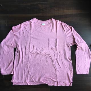 """ユナイテッドアローズ(UNITED ARROWS)の""""YSTRDY'S TMRRW"""" BAGGY L/S TEE(Tシャツ/カットソー(七分/長袖))"""