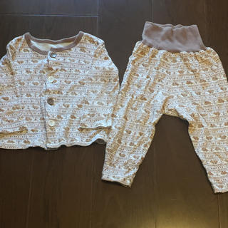 西松屋 - 腹巻付き パジャマ 90センチ