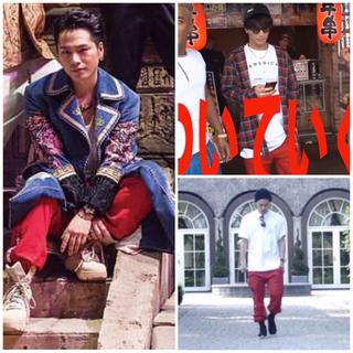 Supreme - 【登坂★岩ちゃん 着用】Supreme warm up Pants