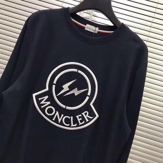 モンクレール(MONCLER)のモンクレール フラグメントコラボ トレーナー(Tシャツ/カットソー(七分/長袖))