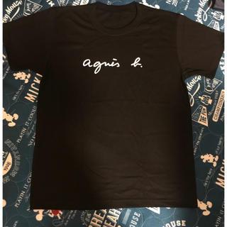 agnes b. - アニエス ベー風 Tシャツ ブラック