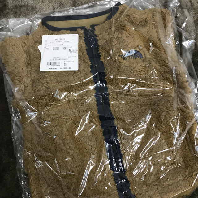 THE NORTH FACE(ザノースフェイス)のノースフェイス アウター ベビー キッズ/ベビー/マタニティのベビー服(~85cm)(ジャケット/コート)の商品写真
