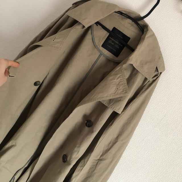nano・universe(ナノユニバース)のナノユニバース ロングトレンチコート レディースのジャケット/アウター(トレンチコート)の商品写真