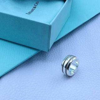 ティファニー(Tiffany & Co.)の☆新品☆未使用☆Tiffany&Co. ティファニー ラインリング12号(リング(指輪))