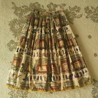 JaneMarple - ジェーンマープル Paper theaterのドレススカート