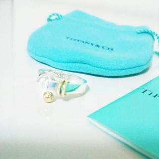 ティファニー(Tiffany & Co.)の☆新品☆未使用☆ティファニー フック&アイ リング10号(リング(指輪))