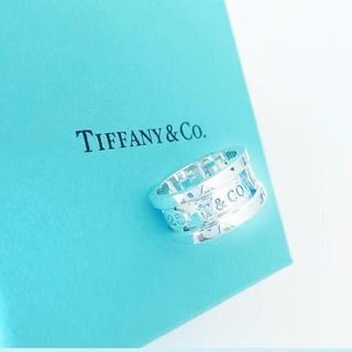 ティファニー(Tiffany & Co.)の☆新品☆未使用☆ティファニー 1837 エレメントリング 10号(リング(指輪))