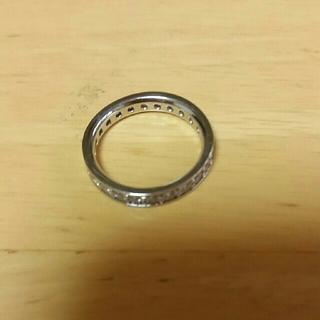 フルエタニティダイヤリング 1ct Pt950 10号(リング(指輪))