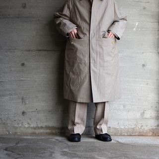 コモリ(COMOLI)の専用19SS  AURALEE FINX WEATHER  COAT(ステンカラーコート)