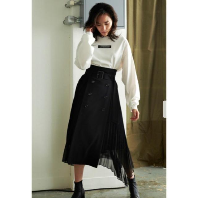 FRAY I.D(フレイアイディー)の美品★フレイアイディー★プリーツスカート レディースのスカート(ロングスカート)の商品写真
