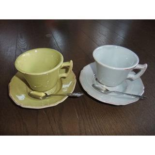 アフタヌーンティー(AfternoonTea)のアフタヌーンティー ペアカップ(グラス/カップ)