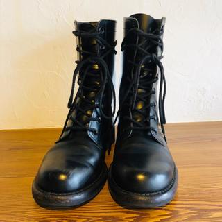 コムデギャルソン(COMME des GARCONS)のコムデギャルソン トリコ ブーツ(ブーツ)