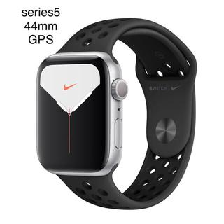 アップルウォッチ(Apple Watch)のApple Watch Series 5 Nike 44mm GPS 新品(腕時計(デジタル))