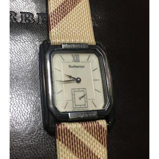 バーバリー(BURBERRY)のバーバリー 腕時計 男女兼用(腕時計)