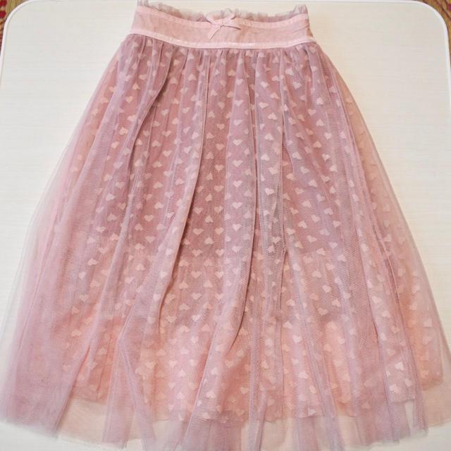 LIZ LISA(リズリサ)のチュールスカート レディースのスカート(ひざ丈スカート)の商品写真