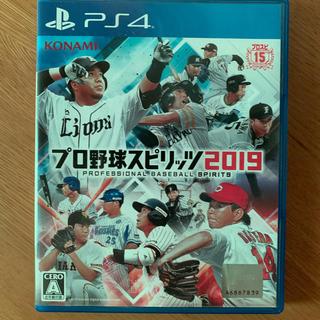 KONAMI - PS4 プロ野球スピリッツ2019