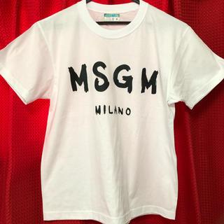 MSGM - MSGM ノベルティー パロディ Tシャツ