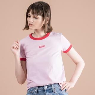 Levi's - リンガーロゴTシャツ