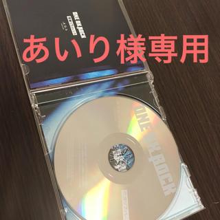 ワンオクロック(ONE OK ROCK)の【あいり様専用】ONE OK ROCK 残響リファレンス CD (ポップス/ロック(邦楽))