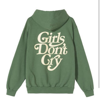 GDC - Girls Don't Cry Logo Hoody Forest XL
