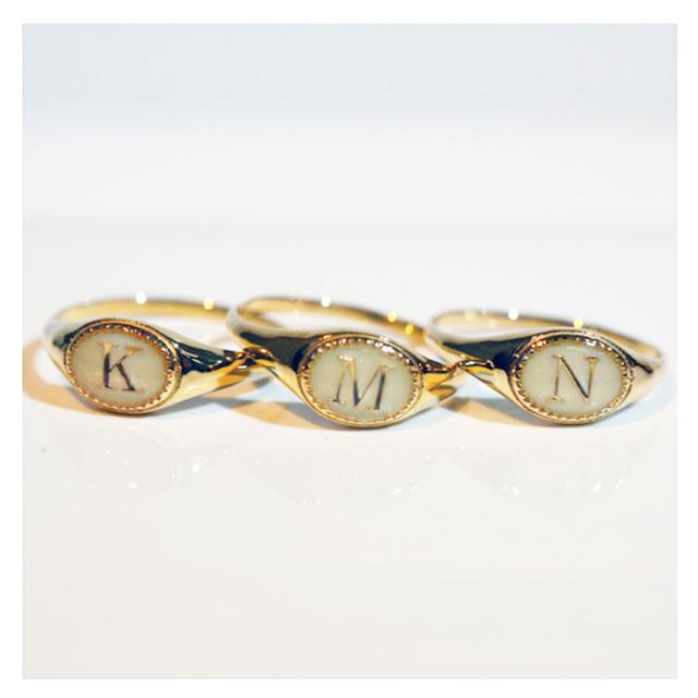 TODAYFUL(トゥデイフル)の203jewelry / Symbolic Ring レディースのアクセサリー(リング(指輪))の商品写真