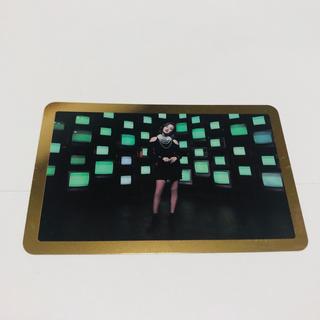 ウェストトゥワイス(Waste(twice))のtwice ジヒョ feel special ゴールドカード(K-POP/アジア)