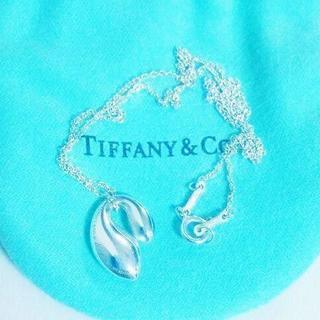 Tiffany & Co. - ☆新品☆未使用☆ティファニー ダブルティアドロップネックレス