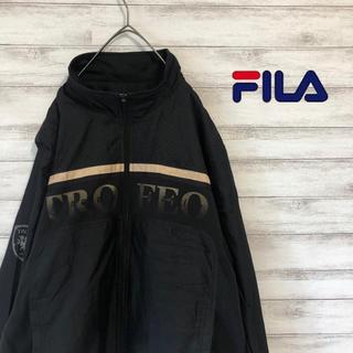 FILA - 【フォロー割有】フィラ FILA ナイロンジャケット モータースポーツ