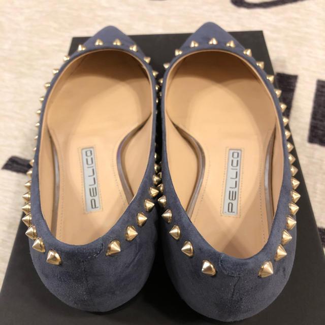 PELLICO(ペリーコ)のペリーコフラットシューズ34 レディースの靴/シューズ(ハイヒール/パンプス)の商品写真