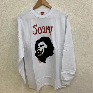 NESTA BRAND - ◆新品未使用◆NESTA BRAND ロンTシャツ「scary」ホワイト L