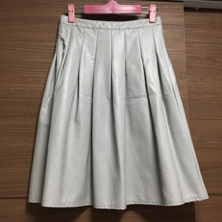 FOREVER 21 - FOREVER21  フェイクレザースカート♪