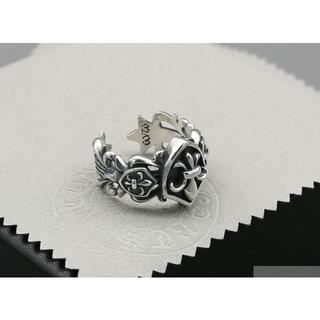 クロムハーツ(Chrome Hearts)のK115ロムハーツ リング(リング(指輪))