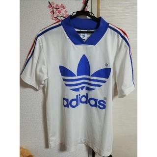 アディダストレーニングシャツ フランス代表柄 JASOPサイズO