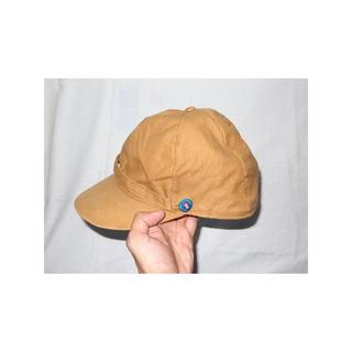 マルタンマルジェラ(Maison Martin Margiela)の▪️50's【BEIGE】VINTAGE CAP(キャップ)