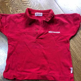 ミキハウス(mikihouse)の80サイズポロシャツ(シャツ/カットソー)
