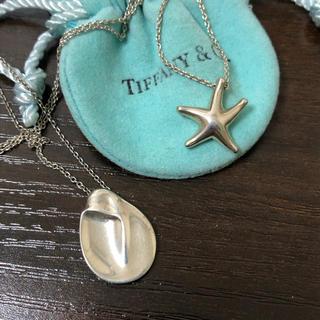Tiffany & Co. - ティファニー スターフィッシュ ヒトデ ネックレス セット 星