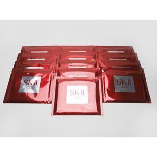 エスケーツー(SK-II)のSK-Ⅱ サインズ アイ マスク <目もと用パック> 13枚 未使用品(パック / フェイスマスク)