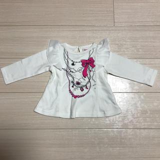 バービー(Barbie)の未使用 バービー トップス 90(Tシャツ/カットソー)