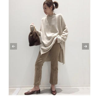 L'Appartement DEUXIEME CLASSE - アパルトモン ◆ MOTHER CROPPED FLARE CORDUROY